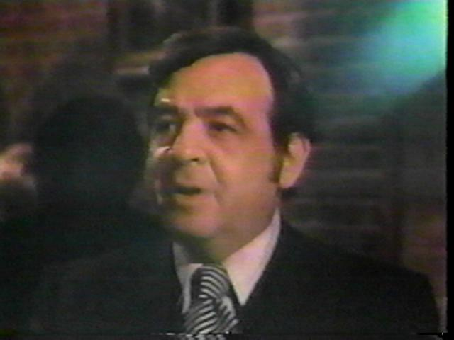 Tom Bosley as Henry Matula