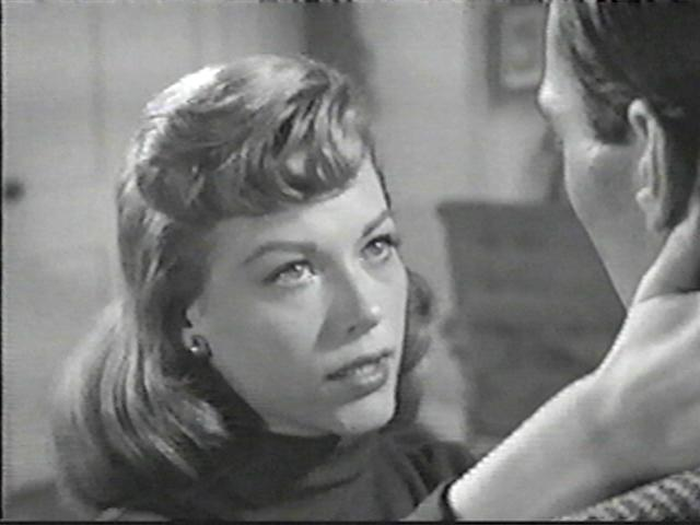 June Blair in Hellbound