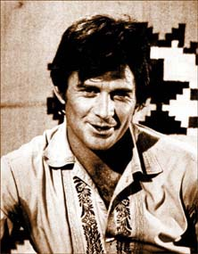 James Stacy as  Johnny Madrid