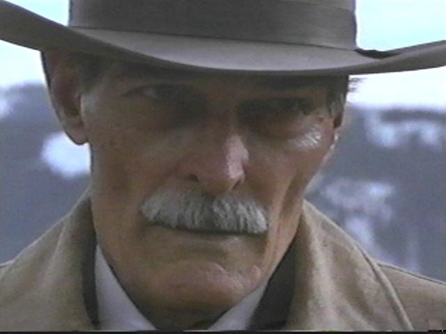 John Russell in Pale Rider
