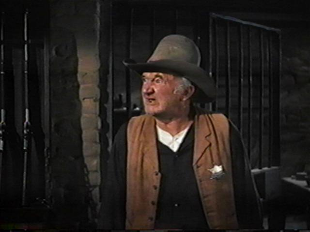 Walter Brennan as Stumpy