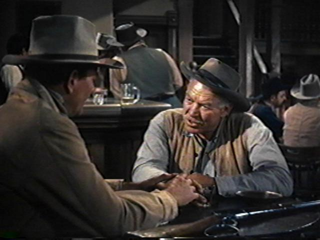 Ward Bond as Wheeler
