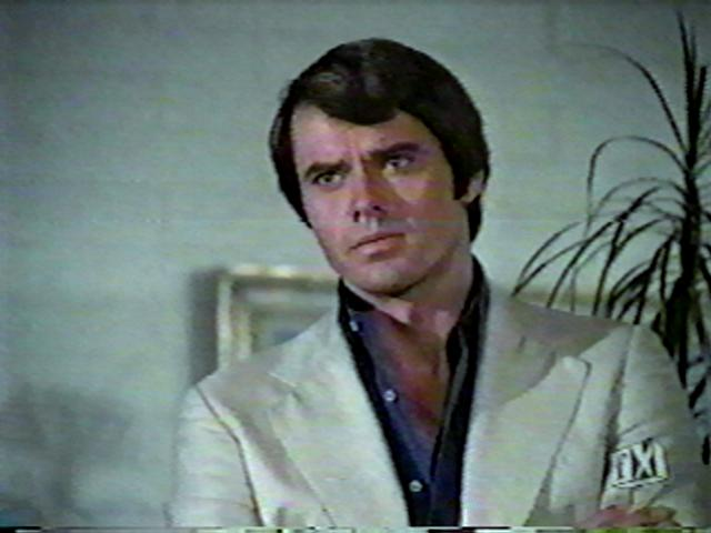 Robert Urich as Dan Tanna