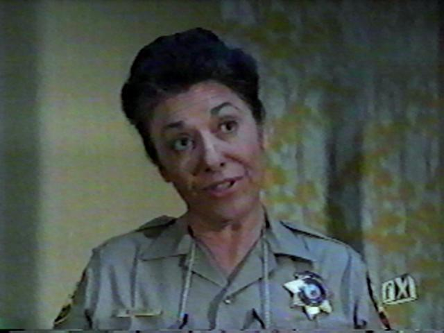 Naomi Stevens as Sgt. Bella Archer
